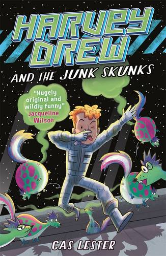 Harvey Drew and the Junk Skunks - Harvey Drew Adventures (Paperback)