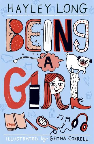 Being a Girl (Paperback)
