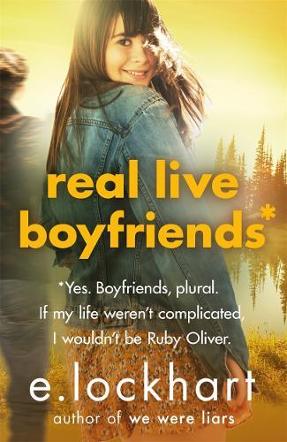 Ruby Oliver 4: Real Live Boyfriends - Ruby Oliver (Paperback)