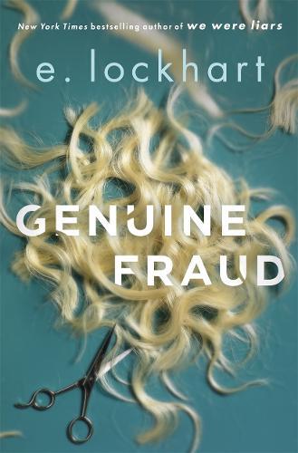 Genuine Fraud (Hardback)
