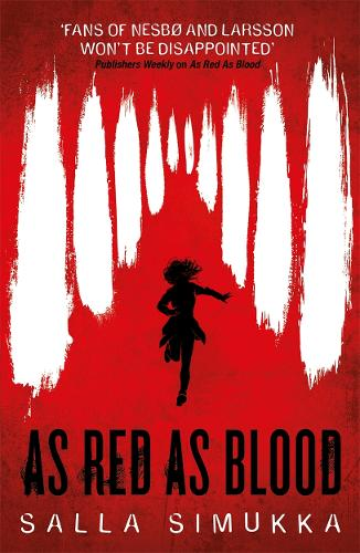 As Red As Blood - Snow White Trilogy (Paperback)