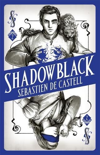 Shadowblack - Spellslinger (Paperback)