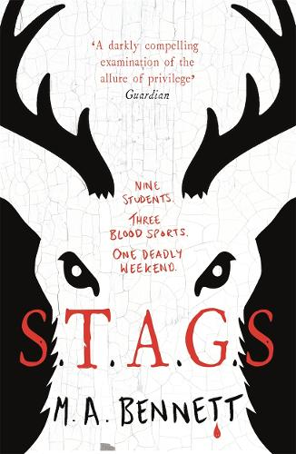 STAGS (Paperback)