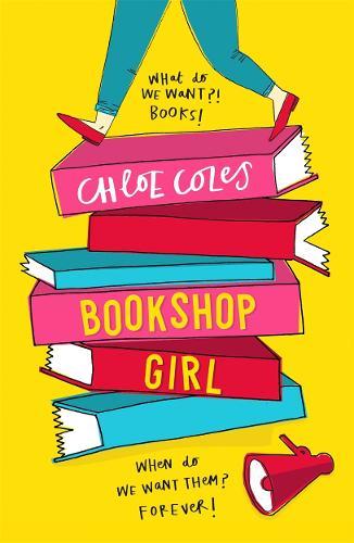 Bookshop Girl (Paperback)