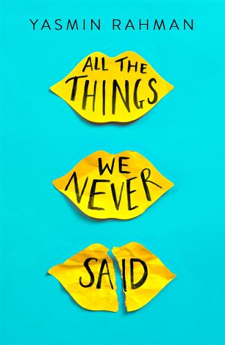 All the Things We Never Said (Paperback)