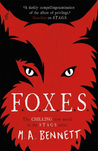 STAGS 3: FOXES - STAGS (Paperback)
