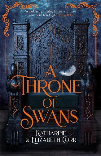 A Throne of Swans (Paperback)