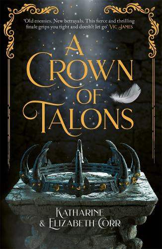 A Crown of Talons - A Throne of Swans 2 (Paperback)