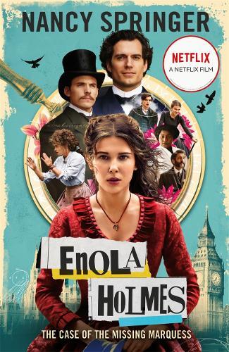 Enola Holmes (Paperback)