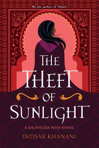 The Theft of Sunlight (Paperback)