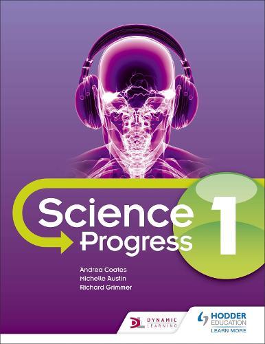 KS3 Science Progress Student Book 1 (Paperback)