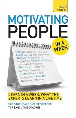 Motivating People in a Week (Paperback)