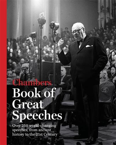 Chambers Book of Great Speeches: Book (Paperback)