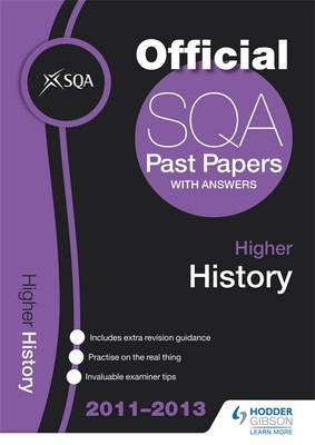 SQA Past Papers Higher History 2013 (Paperback)