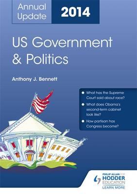 US Government & Politics Annual Update 2014 (Paperback)