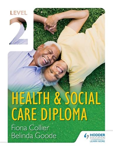 Level 2 Health & Social Care Diploma (Paperback)