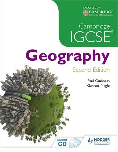 Cambridge IGCSE Geography 2nd Edition (Paperback)