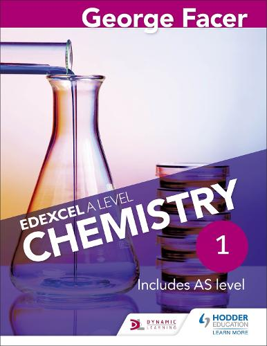 George Facer's Edexcel A Level Chemistry Student Book 1 (Paperback)