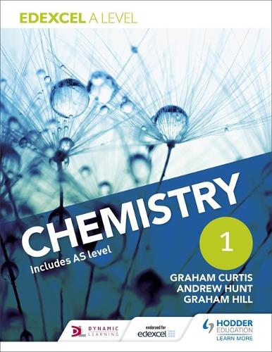 Edexcel A Level Chemistry Student Book 1 (Paperback)