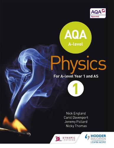 AQA A Level Physics Student Book 1 - AQA A level Science (Paperback)