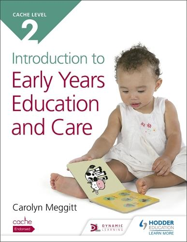 CACHE Level 2 Introduction to Early Years Education and Care (Paperback)