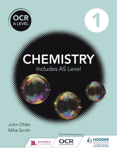 OCR A level Chemistry Student Book 1 (Paperback)