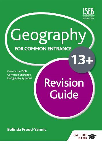 Geography for Common Entrance 13+ Revision Guide (Paperback)