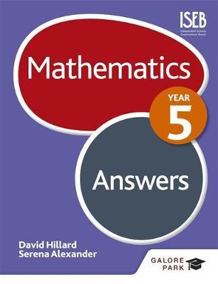 Mathematics Year 5 Answers (Paperback)