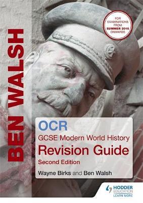 OCR GCSE Modern World History Revision Guide (Paperback)
