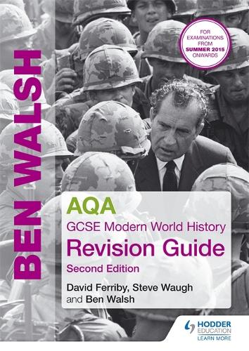 AQA GCSE Modern World History Revision Guide 2nd Edition (Paperback)