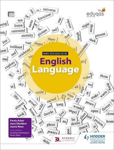 WJEC Eduqas GCSE English Language Student Book (Paperback)