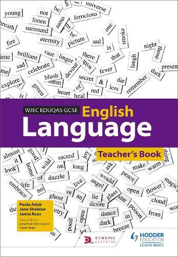 WJEC Eduqas GCSE English Language Teacher's Book (Paperback)