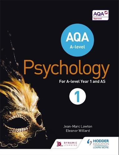 AQA A-level Psychology Book 1 (Paperback)
