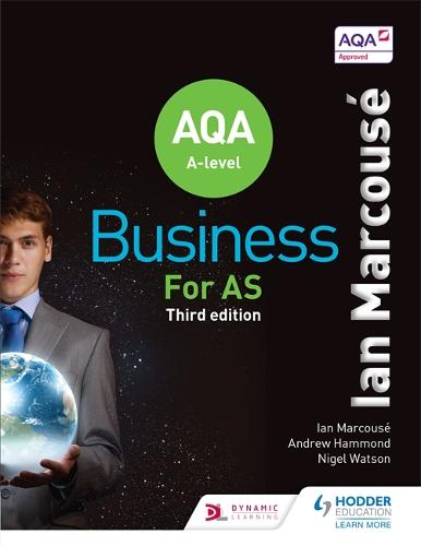 AQA Business for AS (Marcouse) (Paperback)