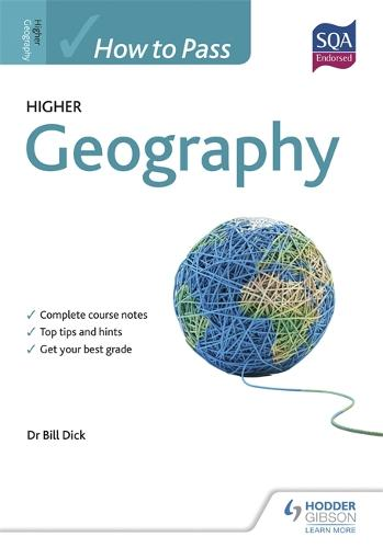 How to Pass Higher Geography (Paperback)
