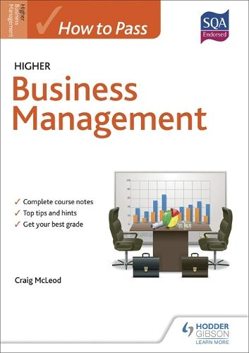 How to Pass Higher Business Management (Paperback)