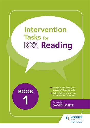 Intervention Tasks for Reading Book 1 (Paperback)