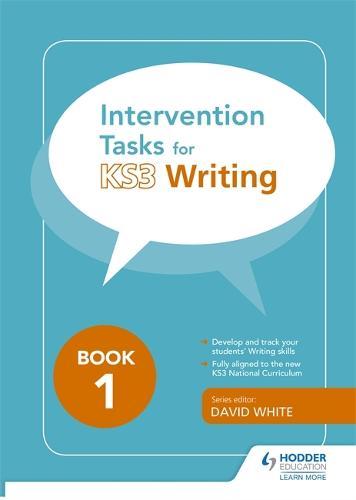 Intervention Tasks for Writing Book 1 (Paperback)