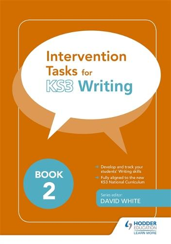 Intervention Tasks for Writing Book 2 (Paperback)