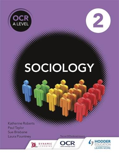 OCR Sociology for A Level Book 2 (Paperback)