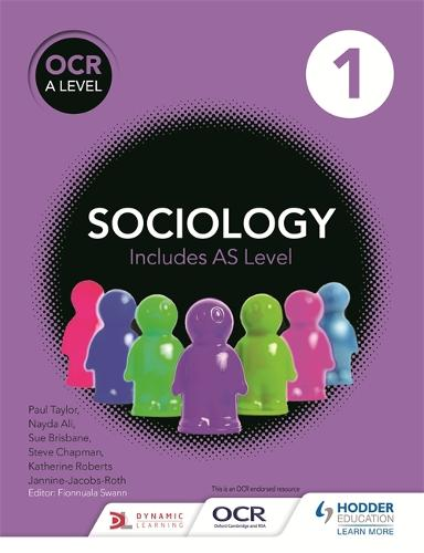 OCR Sociology for A Level Book 1 (Paperback)
