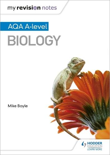 My Revision Notes: AQA A Level Biology - My Revision Notes (Paperback)