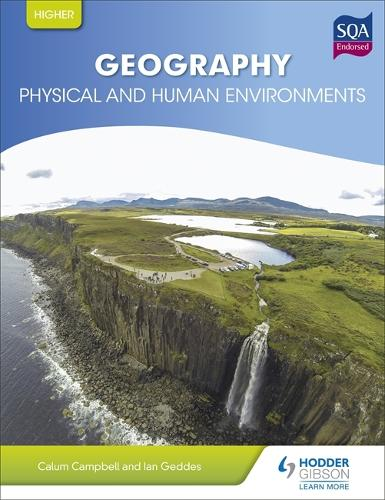 Higher Geography: Physical and Human Environments (Paperback)