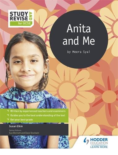 Study and Revise for GCSE: Anita and Me (Paperback)
