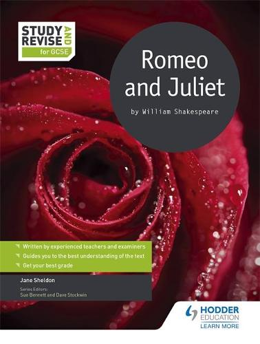Study and Revise for GCSE: Romeo and Juliet (Paperback)