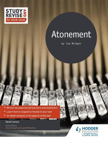 Study and Revise for AS/A-level: Atonement (Paperback)