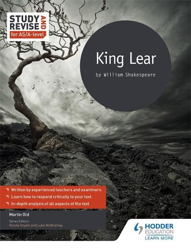 Study and Revise for AS/A-level: King Lear (Paperback)
