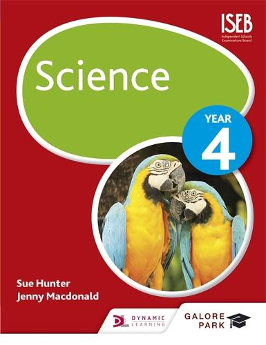 Science Year 4 (Paperback)