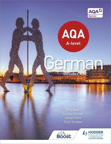 AQA A-level German (includes AS) (Paperback)