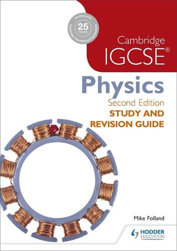 Cambridge IGCSE Physics Study and Revision Guide 2nd edition (Paperback)